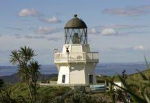 Manukau Heads - Lighthouse